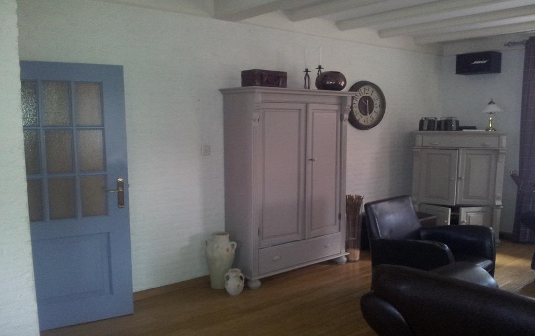 Eetkamer In Woonkamer : Verbouwing keuken met eetkamer berging en woonkamer tekenstudio