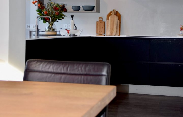 Nieuwe eetkamer-keuken 4